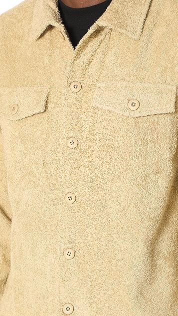 Stussy Terry Shirt