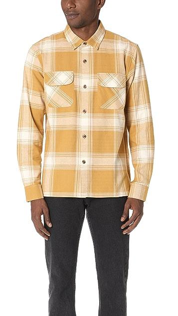 Stussy Shadow Plaid Shirt