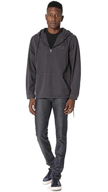 Stussy Tosh Poncho Jacket