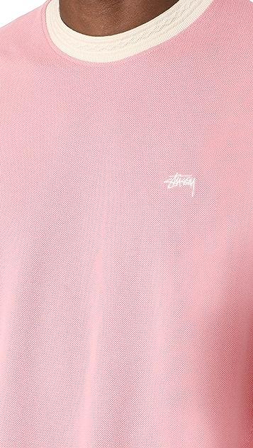Stussy Diamond Collar Shirt