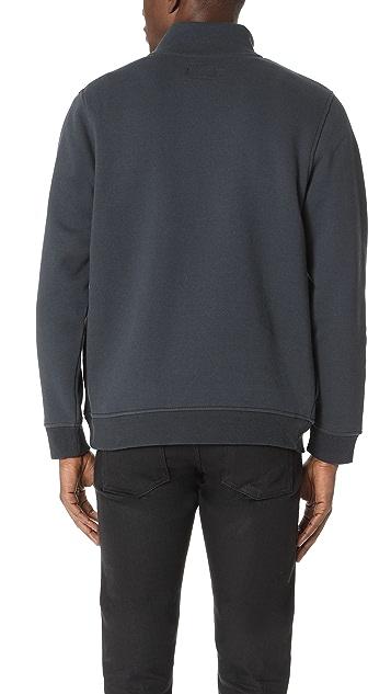 Stussy Quarter Zip Sweatshirt
