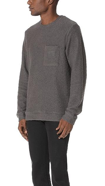 Stussy Chunky Crew Sweatshirt