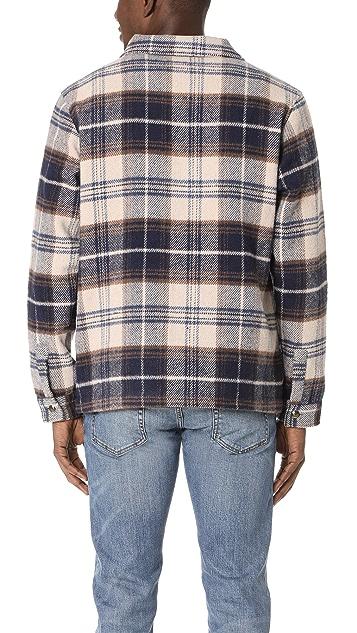 Stussy Heavy Plaid Shirt