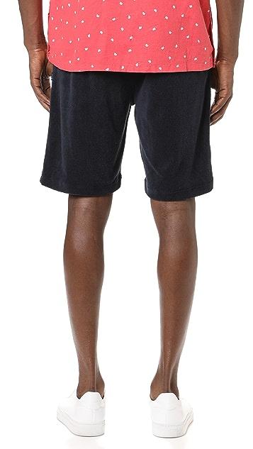 Stussy Terry Shorts