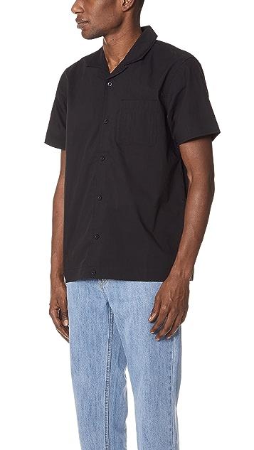 Stussy Hellshire Bowling Shirt