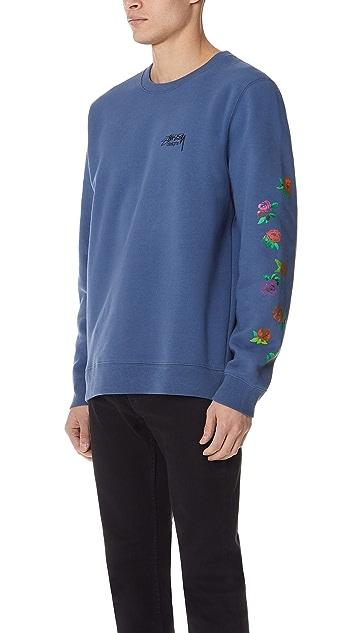 Stussy Roses Sweatshirt