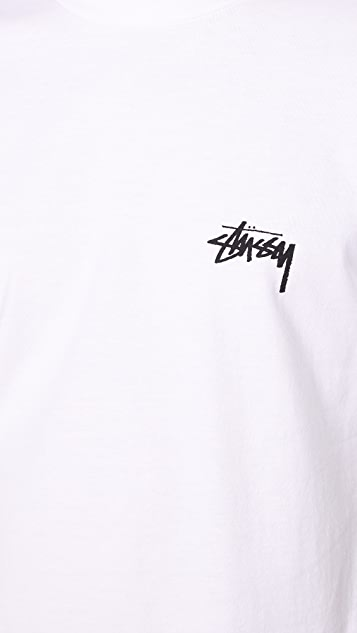 Stussy Fire On Babylon Tee