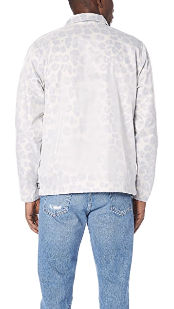 Stussy Translucent Coach Jacket