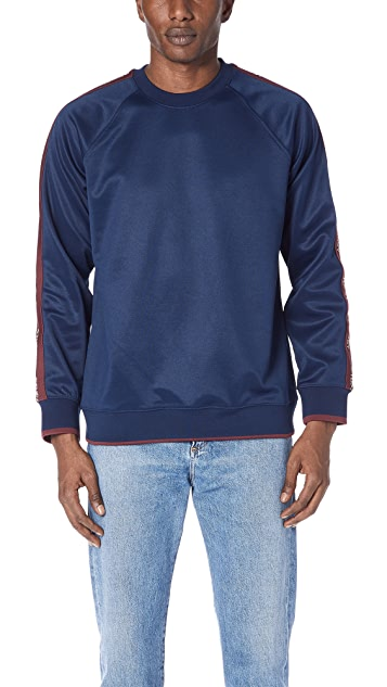 Stussy Poly Track Sweatshirt