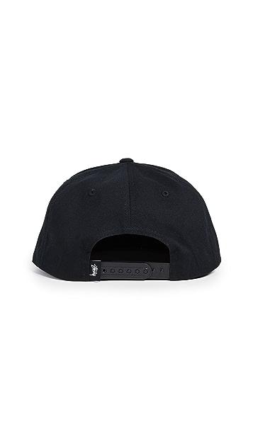 Stussy Stock S18 Snapback Cap
