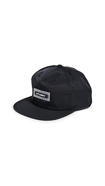c952e96651b Stussy Nylon Twill Snapback Cap