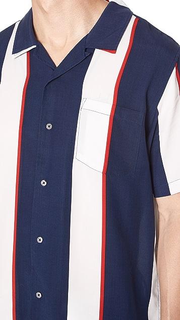 Stussy Big Stripe Shirt