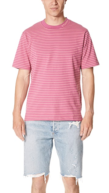 Stussy Jack Striped Tee