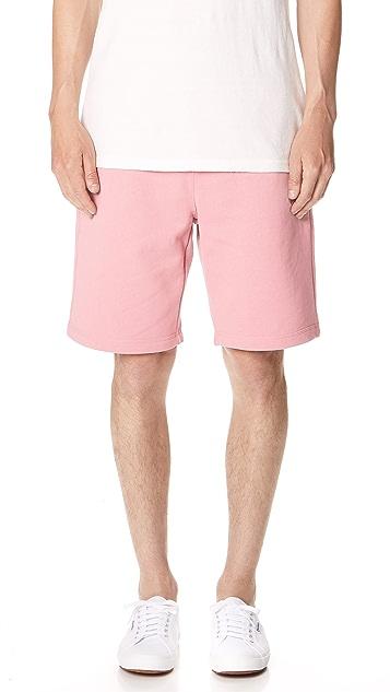 Stussy Stock Sweat Shorts