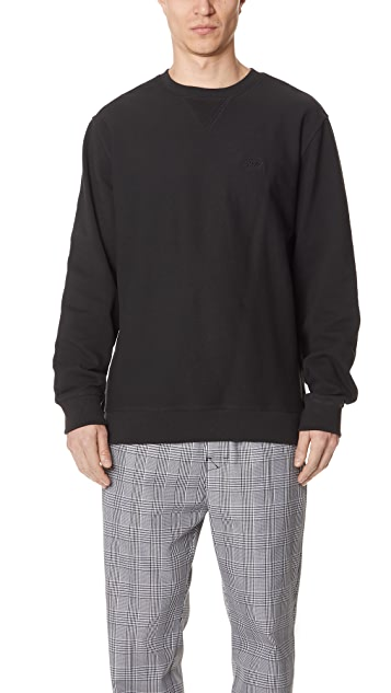 Stussy Stock Terry Crew Sweatshirt