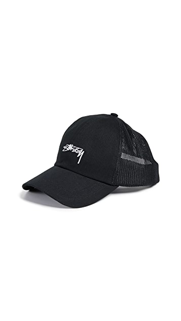 ... Stussy Stock Low Pro Trucker Hat ... 33238982b13