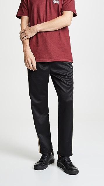 Stussy Textured Rib Track Pants