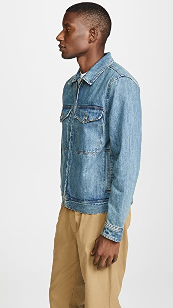 Stussy Denim Garage Jacket