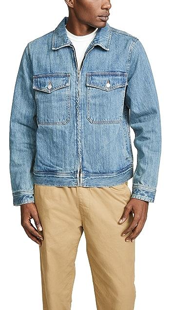Stussy Denim Garage Jacket