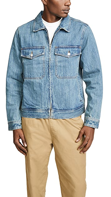 Stussy Men's Denim Garage Jacket