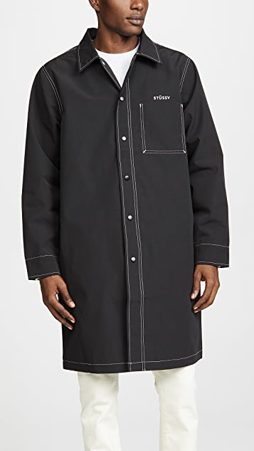 Stussy Nylon Shop Coat