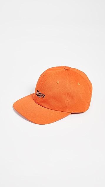 Stussy Corp Low Pro Cap