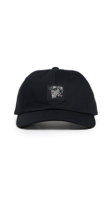 Stussy Monkey Label Low Pro Cap