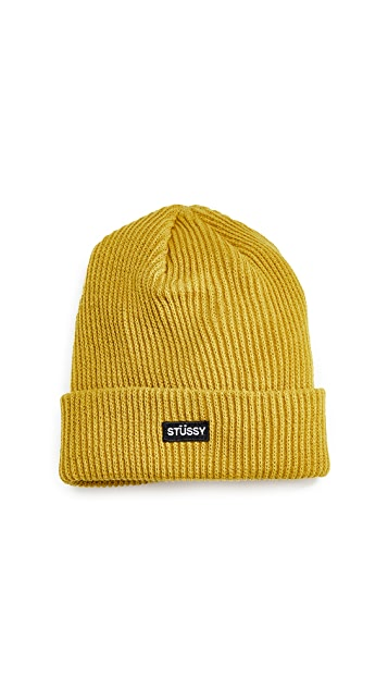 Stussy Small Patch Watch Beanie