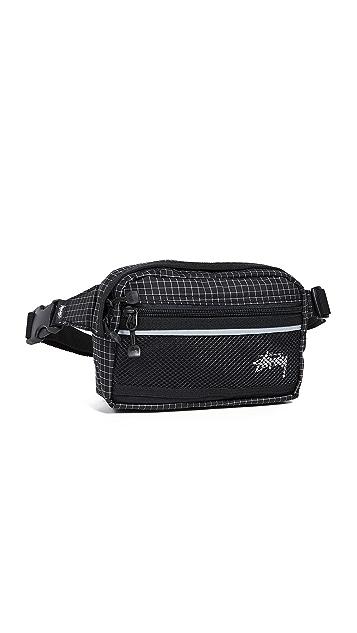 Stussy Ripstop Nylon Waist Bag