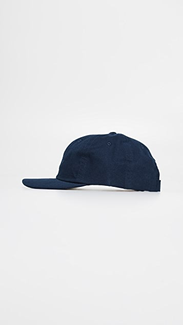 Stussy Two Tone Logo Low Pro Cap
