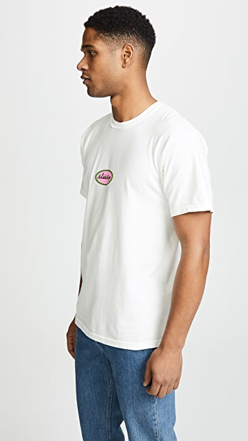 Stussy Oval Pigment Dyed Tee