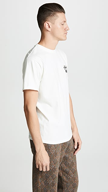 Stussy Dice Pig Dyed Tee