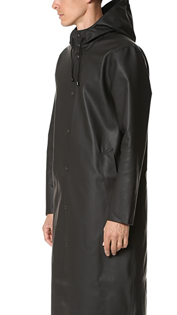 Stutterheim Stockholm Long Raincoat