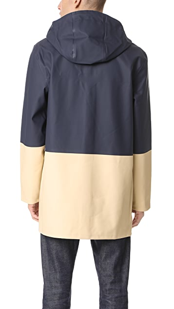 Stutterheim Stockholm Half Coat