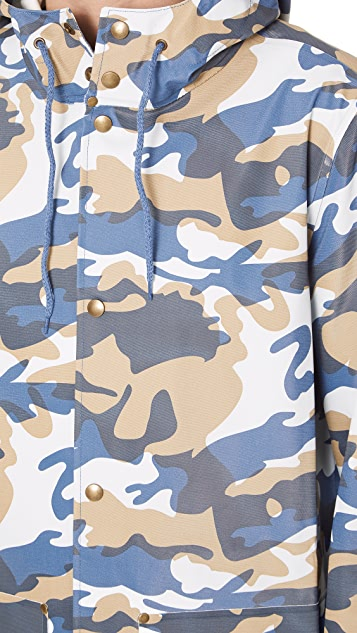 Stutterheim Stockholm DS Raincoat