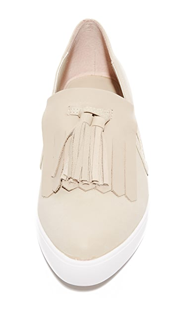 Steven Boyhood Platform Loafer Sneakers