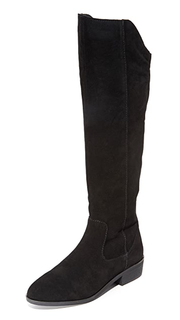 Steven Emmery Tall Boots