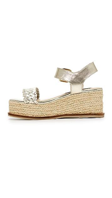 Steven Sabble Flatform Sandals