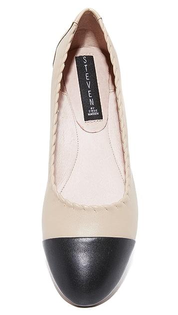 Steven Bonnie Ballet Flats