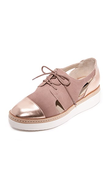 Steven Pippar Cutout Oxfords