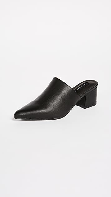 Steven Simone Block Heel Pumps