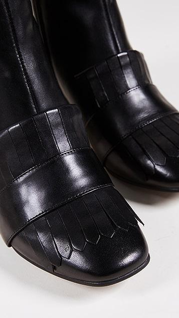 Steven Serlina Block Heel Boots