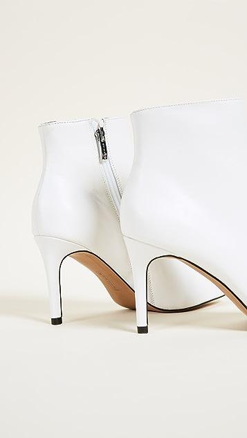 Steven Logic Point Toe Ankle Boots