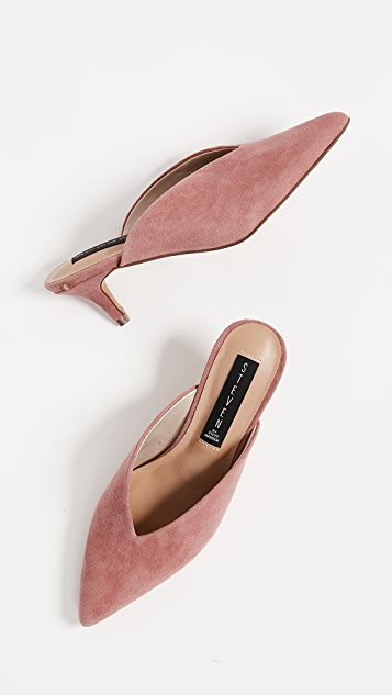 Steven Ainsley Point Toe Mules
