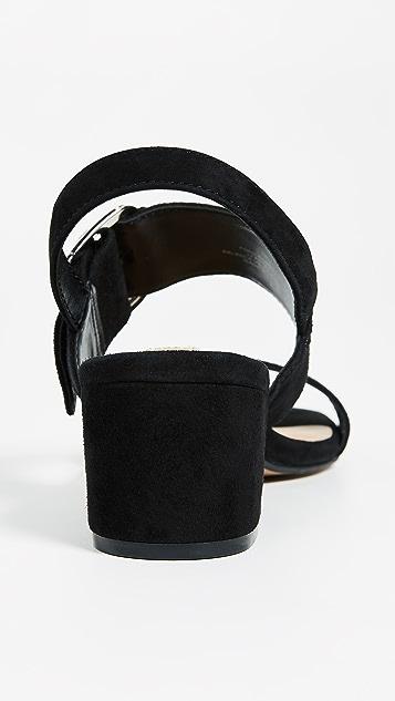 Steven Fond Block Heel Sandals