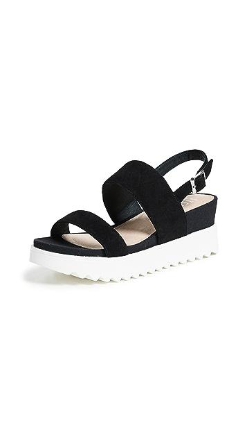 Steven Khaos Platform Sandals