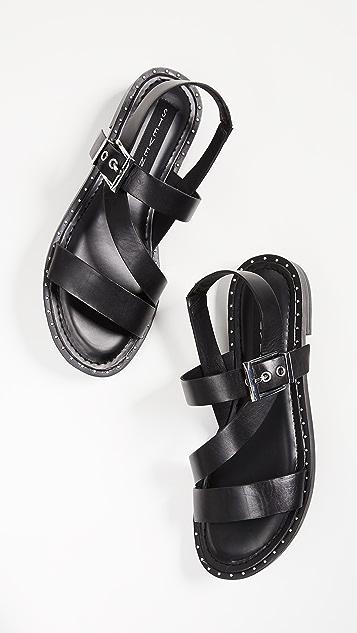Steven Caio Strappy Sandals