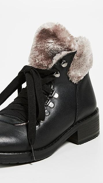 Steven Paloma Combat Boots