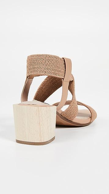 Steven Release Strappy Sandals
