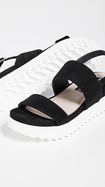 Steven Kendel Sandals